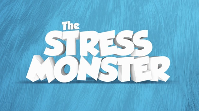 The sermon series Stress Monster helps teach you how to deal with stress.